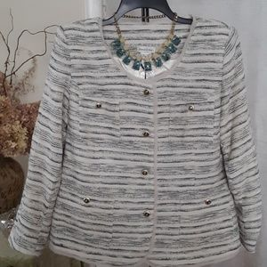 Monroe and Main jacket